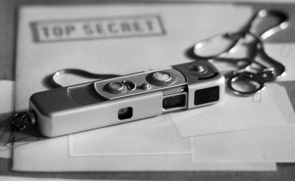 Caméra espion, les différents modèles