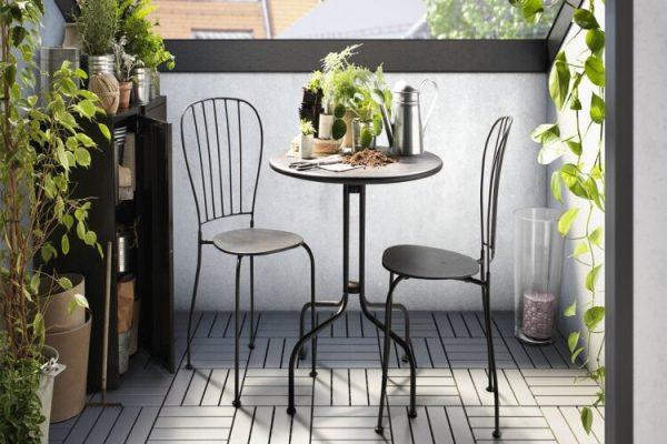 Aménager un balcon: idées et astuces pour un petit espace charmant dans votre maison