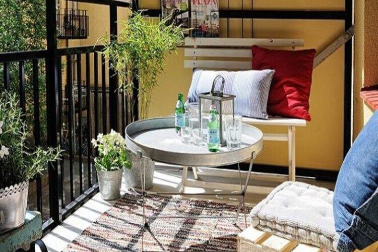 decoration balcon exterieur